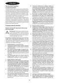 BlackandDecker Multitool- Mfl143 - Type H1 - Instruction Manual (Polonia) - Page 4