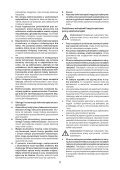 BlackandDecker Multitool- Mfl143 - Type H1 - Instruction Manual (Polonia) - Page 5