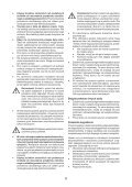 BlackandDecker Multitool- Mfl143 - Type H1 - Instruction Manual (Polonia) - Page 6