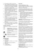 BlackandDecker Inflatore- Asi200 - Type 1 - Instruction Manual (Ungheria) - Page 4