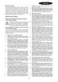 BlackandDecker Multitool- Mt143 - Type H1 - Instruction Manual (Czech) - Page 3
