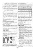 BlackandDecker Carica Batteria- Bdsbc25a - Type 1 - Instruction Manual (Romania) - Page 7