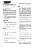 BlackandDecker Inflatore- Asi500 - Type H1 - Instruction Manual (Slovacco) - Page 4