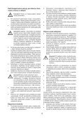 BlackandDecker Battery Booster- Bdv090 - Type 1 - Instruction Manual (Czech) - Page 4