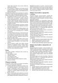 BlackandDecker Battery Booster- Bdv090 - Type 1 - Instruction Manual (Czech) - Page 5