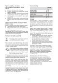 BlackandDecker Battery Booster- Bdv090 - Type 1 - Instruction Manual (Czech) - Page 7