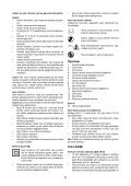 BlackandDecker Inflatore- Asi500 - Type H1 - Instruction Manual (Turco) - Page 5