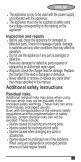 BlackandDecker Aspirapolv Per Auto- Acv1205 - Type 1 - Instruction Manual (Europeo) - Page 5