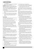 BlackandDecker Battery Booster- Bdv080 - Type 1 - 2 - Instruction Manual (Europeo) - Page 4