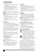 BlackandDecker Battery Booster- Bdv080 - Type 1 - 2 - Instruction Manual (Europeo) - Page 6