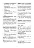 BlackandDecker Inflatore- Asi300 - Type 3 - Instruction Manual (Slovacco) - Page 5