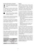 BlackandDecker Inflatore- Asi300 - Type 3 - Instruction Manual (Slovacco) - Page 7