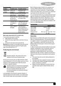 BlackandDecker Inflatore- Asi300 - Type 3 - Instruction Manual (Europeo) - Page 7
