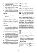 BlackandDecker Torcia Elettrica- Bdbb214 - Type 1 - Instruction Manual (Ungheria) - Page 4