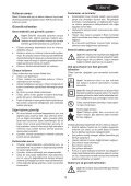 BlackandDecker Battery Booster- Bdv090 - Type 1 - Instruction Manual (Turco) - Page 3