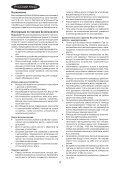 BlackandDecker Inflatore- Asi500 - Type H2 - Instruction Manual (Russia - Ucraina) - Page 4