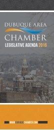 Legislative Agenda 2016 (electronic)