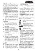 BlackandDecker Starter- Bdjs450i - Type 1 - Instruction Manual (Slovacco) - Page 3