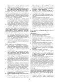 BlackandDecker Starter- Bdjs450i - Type 1 - Instruction Manual (Slovacco) - Page 4