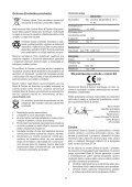 BlackandDecker Starter- Bdjs450i - Type 1 - Instruction Manual (Slovacco) - Page 7
