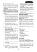 BlackandDecker Aspirapolv Per Auto- Pad1200 - Type 1 - Instruction Manual (Ungheria) - Page 3