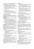 BlackandDecker Aspirapolv Per Auto- Pad1200 - Type 1 - Instruction Manual (Ungheria) - Page 4