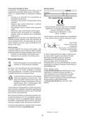 BlackandDecker Aspirapolv Per Auto- Pad1200 - Type 1 - Instruction Manual (Ungheria) - Page 5