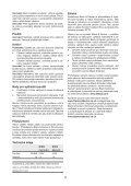 BlackandDecker Inflatore- Mtnf9 - Type H1 - Instruction Manual (Czech) - Page 5
