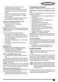BlackandDecker Aspirapolv Per Auto- Pav1205 - Type 1 - Instruction Manual (Europeo Orientale) - Page 7