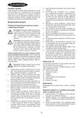 BlackandDecker Inflatore- Mtnf9 - Type H1 - Instruction Manual (Slovacco) - Page 4