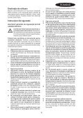 BlackandDecker Cacciavite- Kc460ln - Type H1 - Instruction Manual (Romania) - Page 3