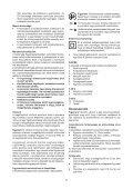 BlackandDecker Lima Elettrica- Ka902e - Type 1 - Instruction Manual (Ungheria) - Page 7