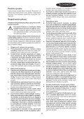 BlackandDecker Lima Elettrica- Ka902e - Type 1 - Instruction Manual (Slovacco) - Page 5