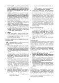 BlackandDecker Lima Elettrica- Ka902e - Type 1 - Instruction Manual (Slovacco) - Page 6