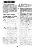 BlackandDecker Avvitatore Ad Impulsi- Mtim3 - Type H1 - Instruction Manual (Romania) - Page 4