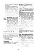BlackandDecker Avvitatore Ad Impulsi- Mtim3 - Type H1 - Instruction Manual (Romania) - Page 5