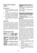 BlackandDecker Avvitatore Ad Impulsi- Mtim3 - Type H1 - Instruction Manual (Romania) - Page 6