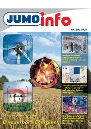 Schwerpunktthema - Jumo GmbH & Co. KG