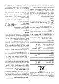 BlackandDecker Cacciavite- Kc460ln - Type H1 - Instruction Manual (Israele) - Page 7