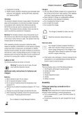 BlackandDecker Cacciavite Snza Cavo- Kc36ln - Type H1 - H2 - Instruction Manual (Europeo) - Page 5