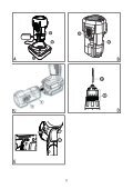 BlackandDecker Trapano Senza Cavo- Egbl108 - Type H1 - Instruction Manual (Slovacco) - Page 2