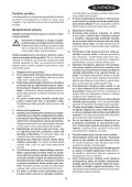BlackandDecker Trapano Senza Cavo- Egbl108 - Type H1 - Instruction Manual (Slovacco) - Page 3