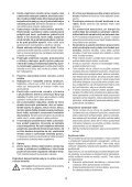 BlackandDecker Trapano Senza Cavo- Egbl108 - Type H1 - Instruction Manual (Slovacco) - Page 4