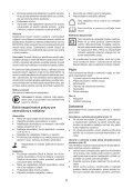 BlackandDecker Trapano Senza Cavo- Egbl108 - Type H1 - Instruction Manual (Slovacco) - Page 5