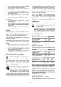 BlackandDecker Trapano Senza Cavo- Egbl108 - Type H1 - Instruction Manual (Slovacco) - Page 7
