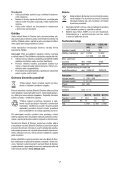 BlackandDecker Trapano Percussione- Egbl148 - Type H1 - Instruction Manual (Czech) - Page 7