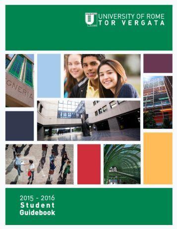 Student Guidebook 2015/2016