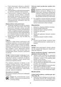 BlackandDecker Trapano Percussione- Kr604cres - Type 1 - Instruction Manual (Polonia) - Page 6