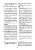 BlackandDecker Trapano Senza Cavo- Egbl108 - Type H1 - Instruction Manual (Polonia) - Page 4