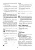 BlackandDecker Trapano Senza Cavo- Egbl108 - Type H1 - Instruction Manual (Polonia) - Page 5